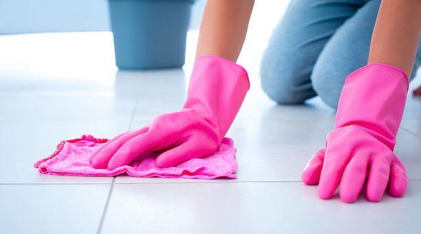 La limpieza es salud, y en áreas médicas resguardo absoluto